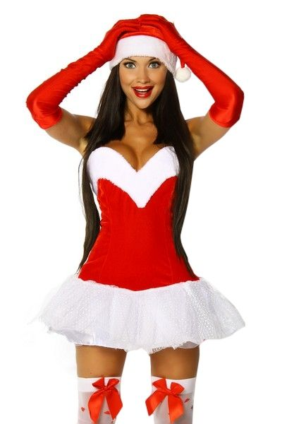 Christmas Petticoat Mini Dress (UK 8 - 12)