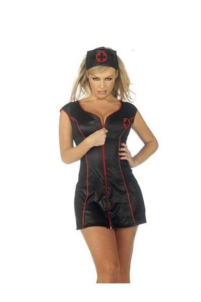 Dangerous Nurse Fancy Dress Costume (UK 10 - 12)